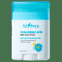 Купить солнцезащитный стик для лица с гиалуроновой кислотой Isntree