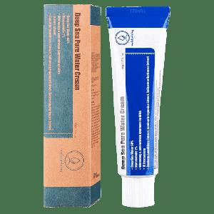 Увлажняющий крем для лица на основе морской воды Purito Deep Sea Pure Water Cream
