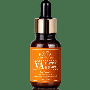 Купить осветляющую сыворотку для лица с витамином C Cos De BAHA