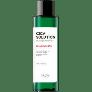 Увлажняющая эмульсия для лица с центеллой Gaston Cica Solution Relax Emulsion