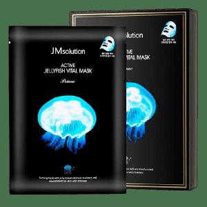 Купить маску для лица с экстрактом медузы JMSOLUTION