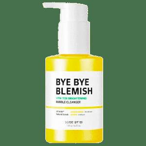 Купить очищающую пенку-маску для отбеливания кожи Some by Mi