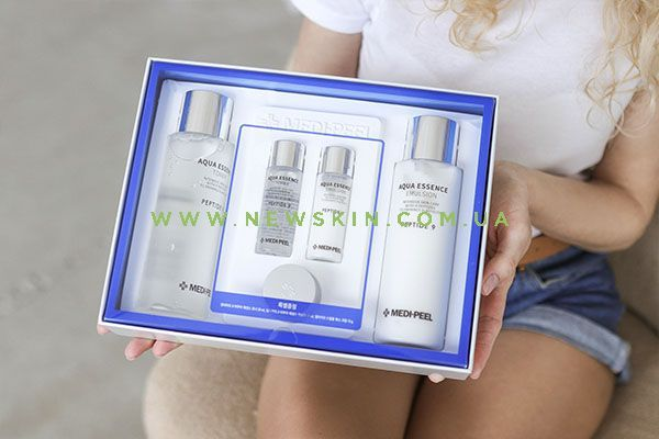 набор косметики с петитами Medi-Peel Peptide Skincare Special Kit купить