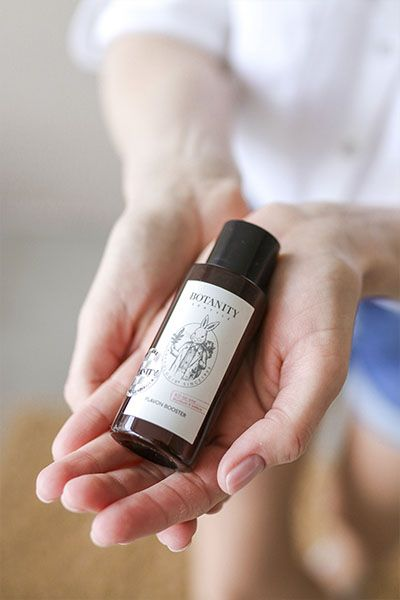 Botanity Flavon Booster купить на сайте New Skin