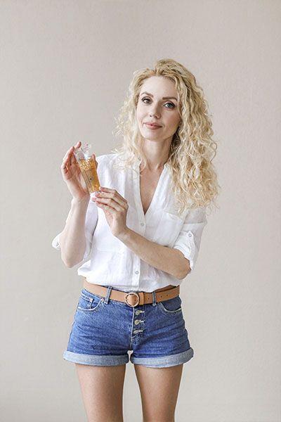 Гель для умывания с лепестками роз BUENO купить на сайте New Skin
