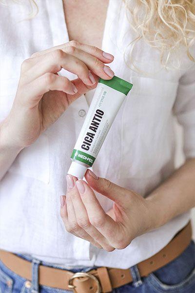Medi Peel Cica Antio Cream купить крем меди пил в интернет магазине