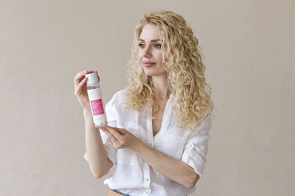 Купить тонер для лица с розой Iunik Rose Galactomyces Essential Toner