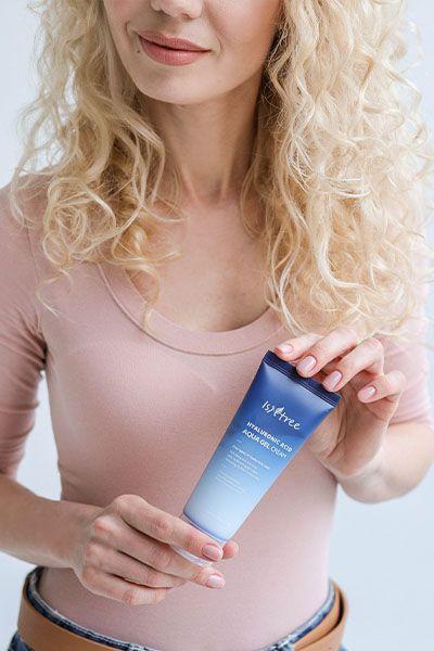 Купить Isntree Hyaluronic Acid Aqua Gel Cream