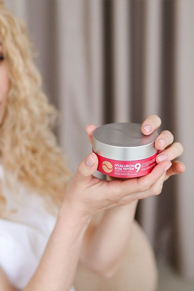 Medi Peel Hyaluron Rose Peptide 9 Ampoule Eye Patch купить на сайте New Skin