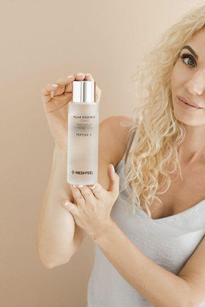 Medi Peel Peptide 9 Aqua Essence Toner цена в New Skin